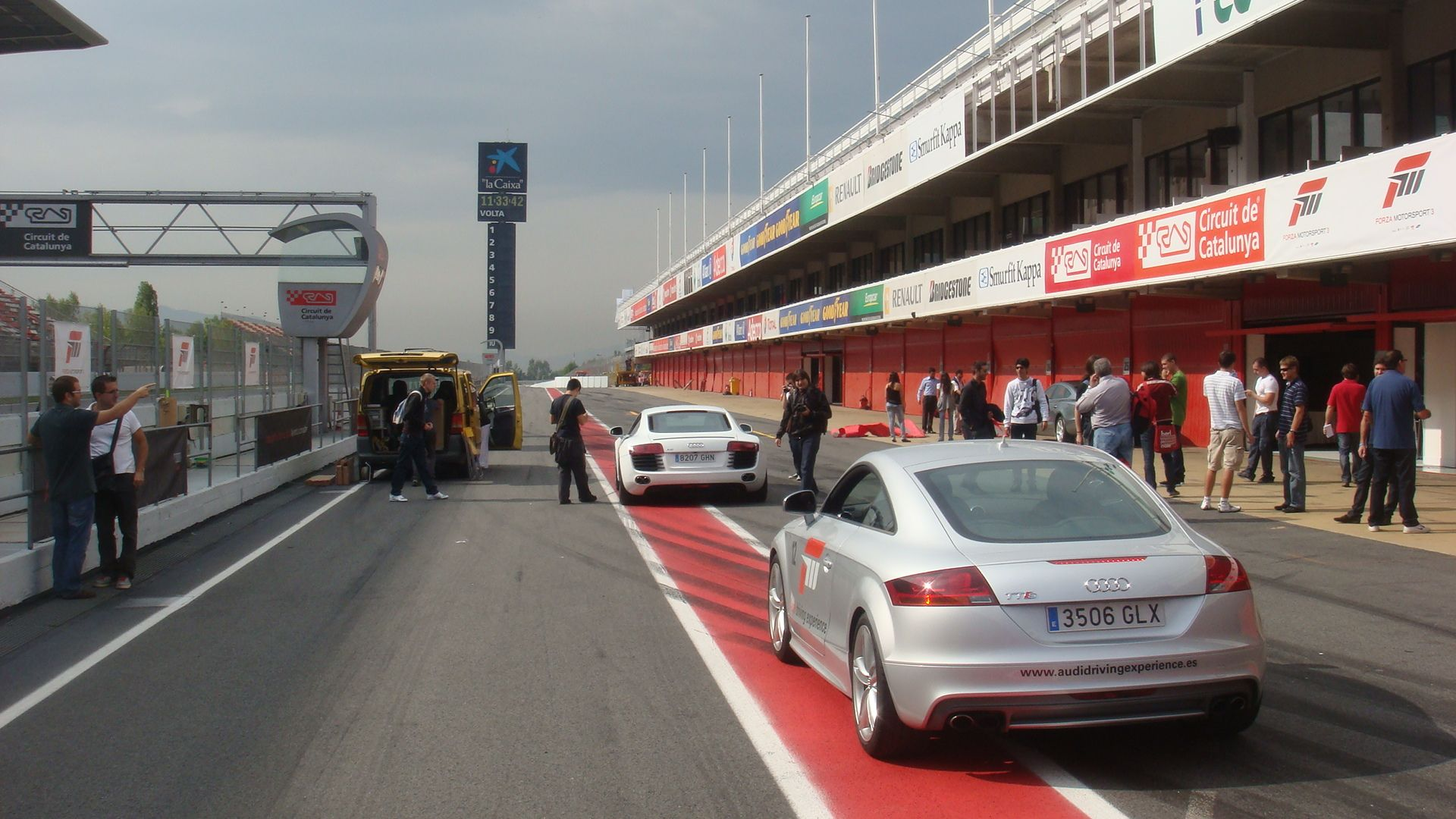 Forza Motorsport 3 Event - Barcelona