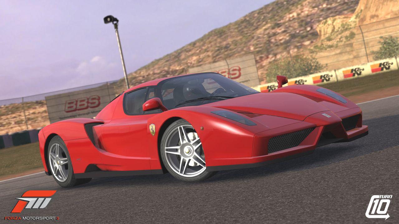Forza Motorsport 3 - zoznam vozidiel