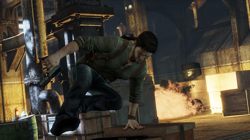 Uncharted 3 Multiplayer Beta