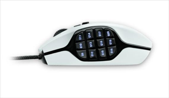 MMO myš Logitech G600