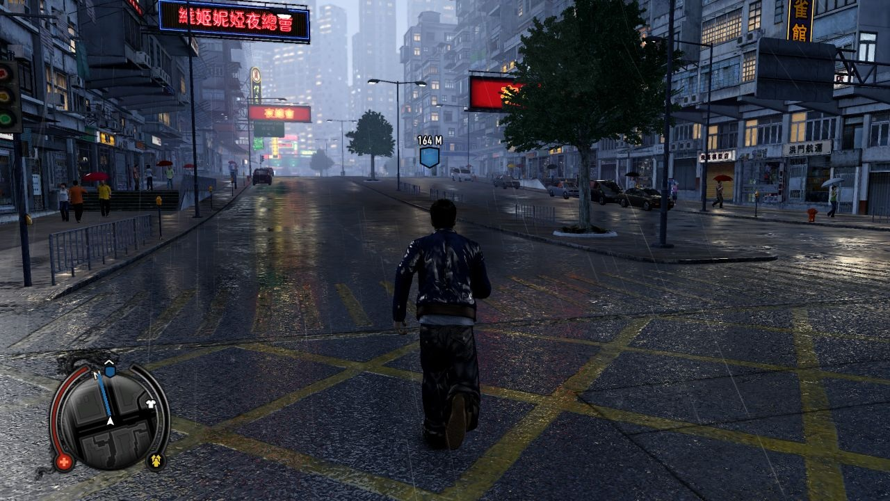 Sleeping Dogs Vitajte v Hong Kongu.