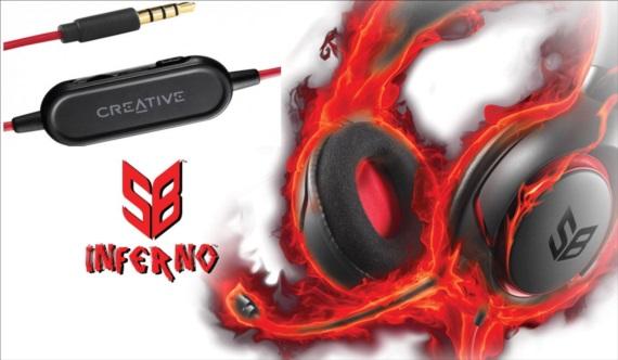 Creative SB Inferno a SB E1