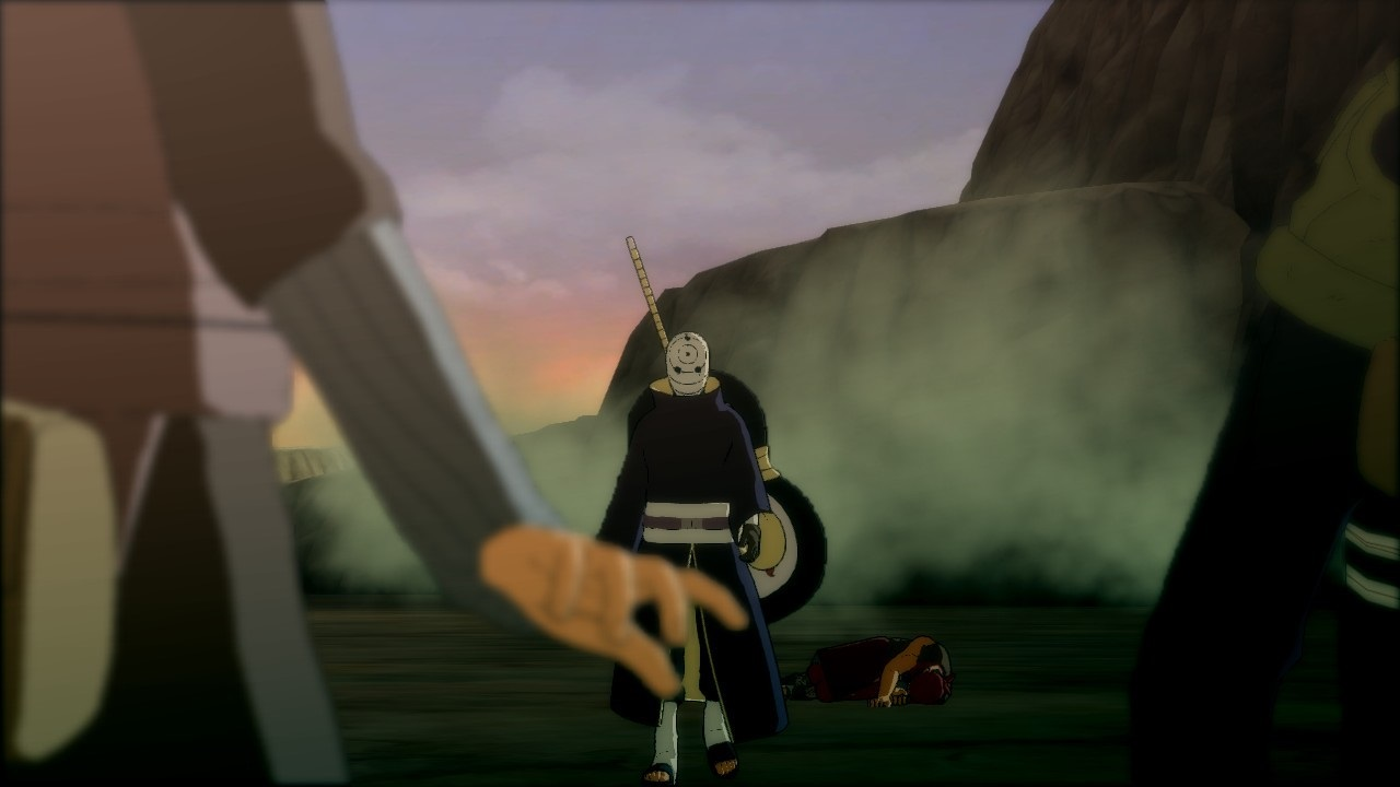 Naruto: Ultimate Ninja Storm 3 Full Burst