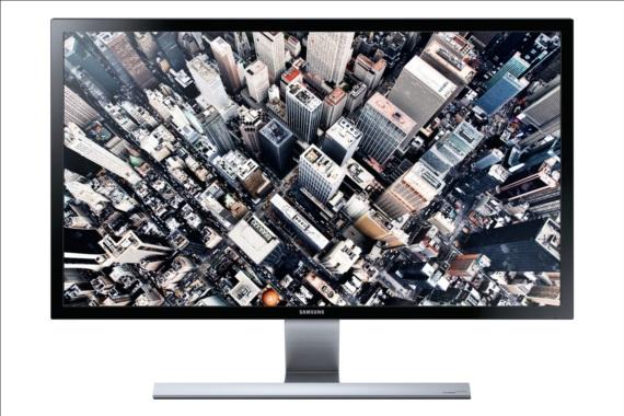 Samsung UHD LED Monitor U28D590D