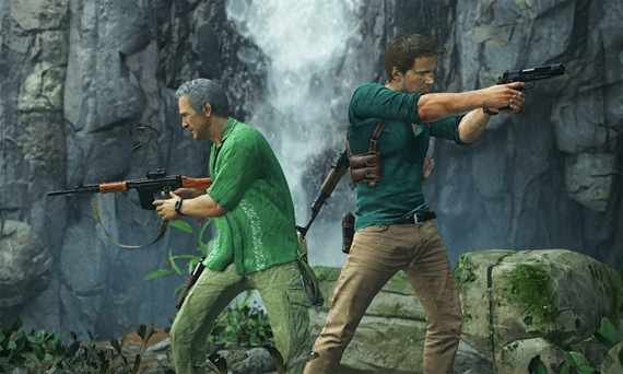 Uncharted 4 - Multiplayer