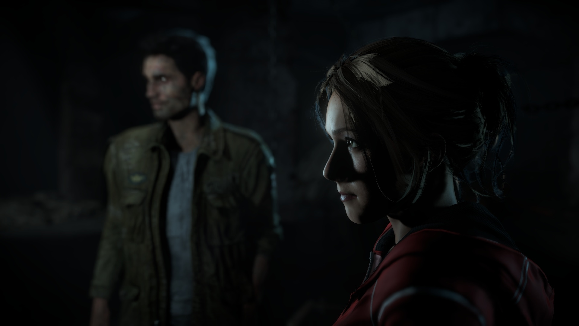 Until Dawn S postavami sa zžijete.