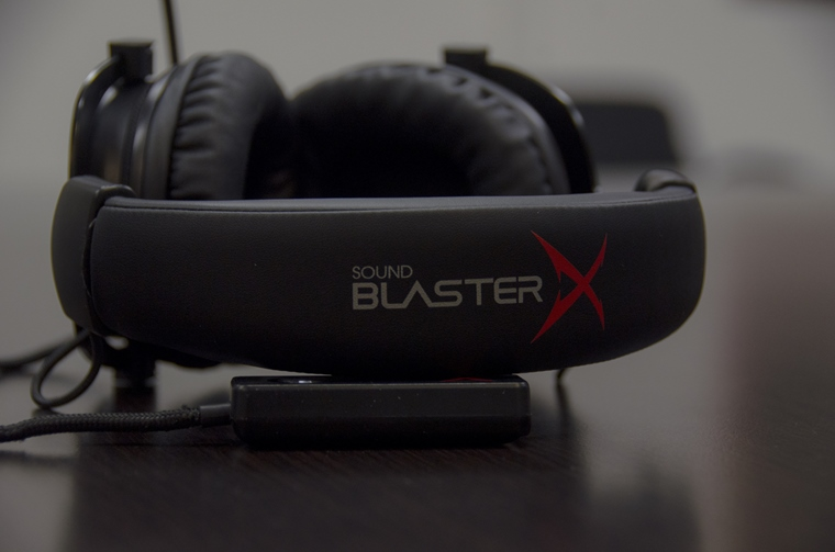 Creative BlasterX Kratos S3 a H7
