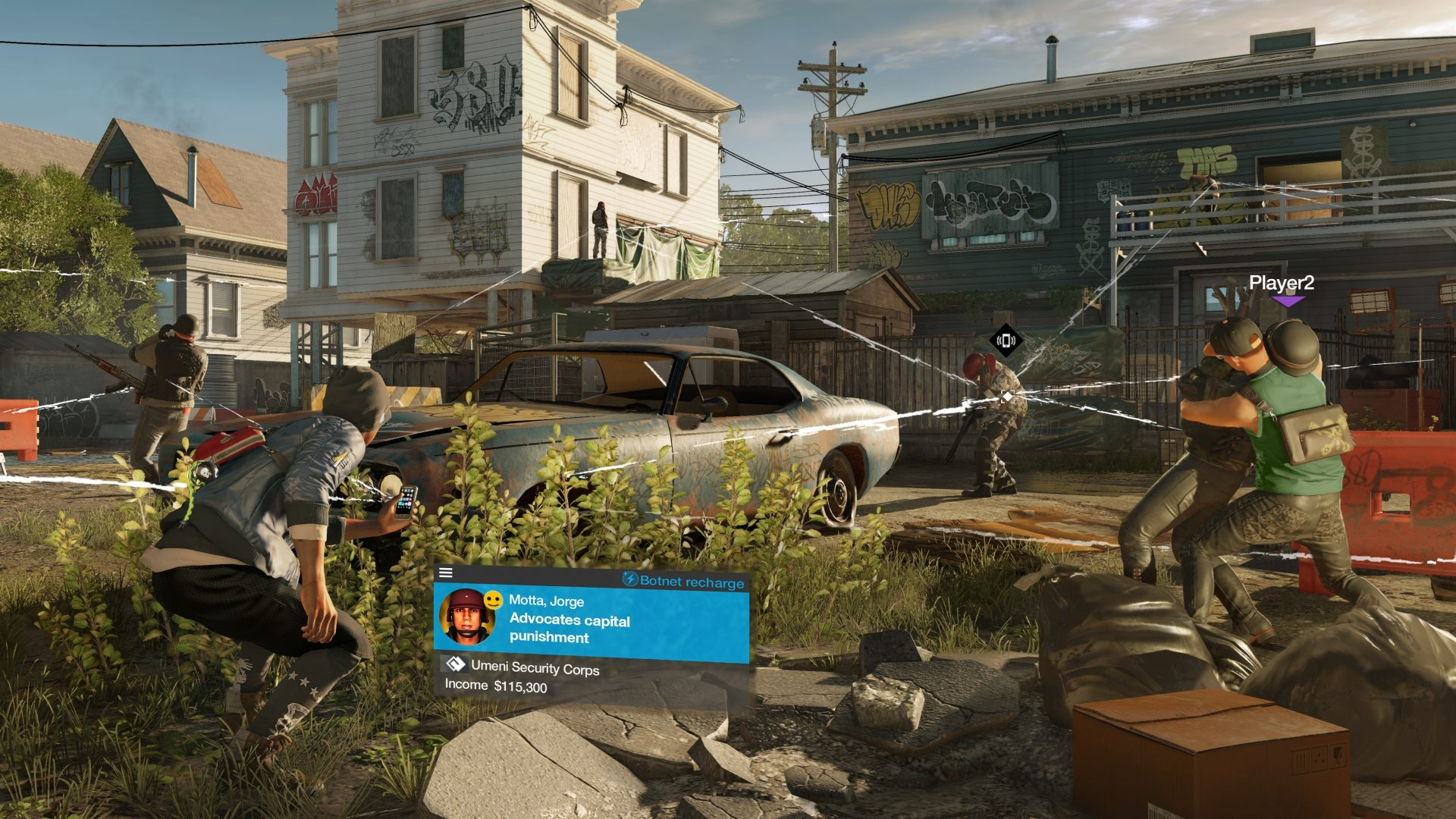 Watch Dogs 2 - Multiplayer