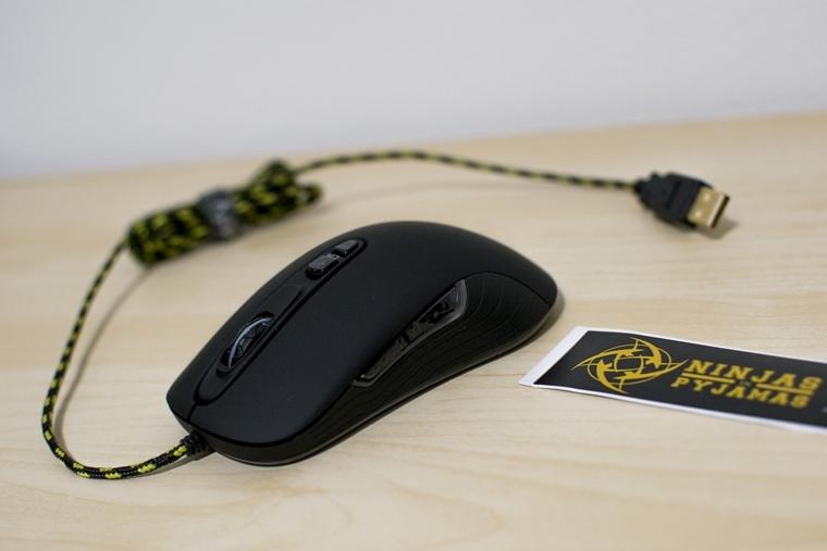 Herná myš Xtrfy M2