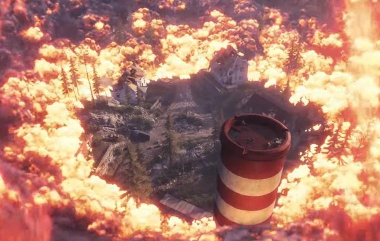 Battle Royale v Battlefield V bude o deštrukcii a drsnej akcii