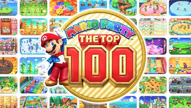 Mario Party: Top 100