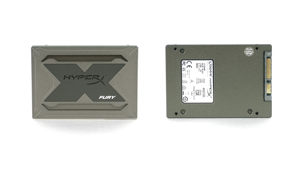 Kingston HyperX Fury RGB SSD