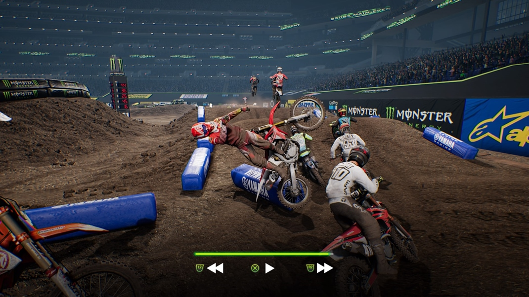 Monster Energy Supercross: The Official Videogame