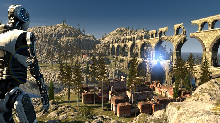 The Talos Principle VR