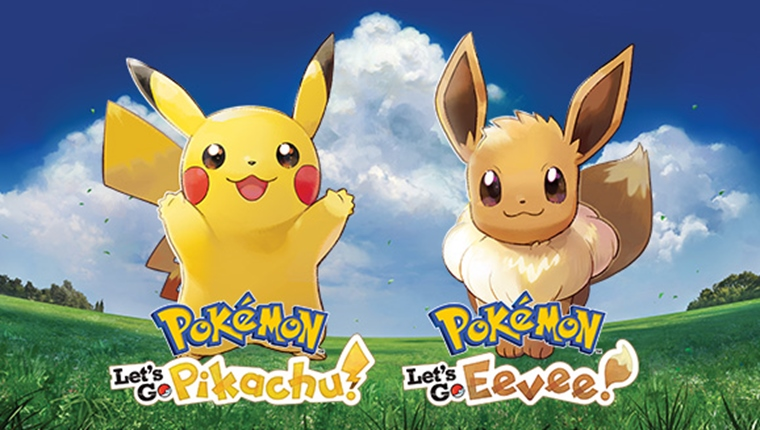 Pokémon Let's Go, Pikachu!/Eevee!