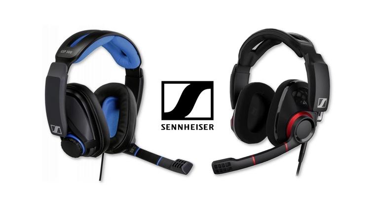 Sennheiser GSP 300 & GSP 500