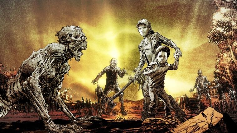 The Walking Dead: The Final Season - Done Running