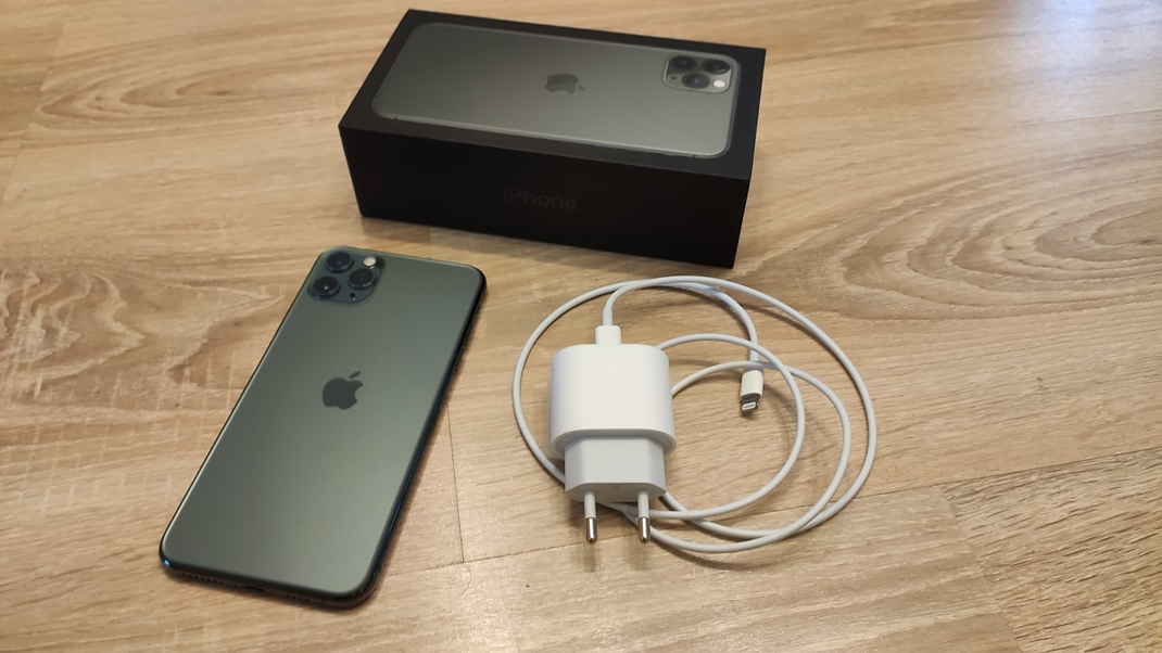 iPhone 11 Pro a Pro Max