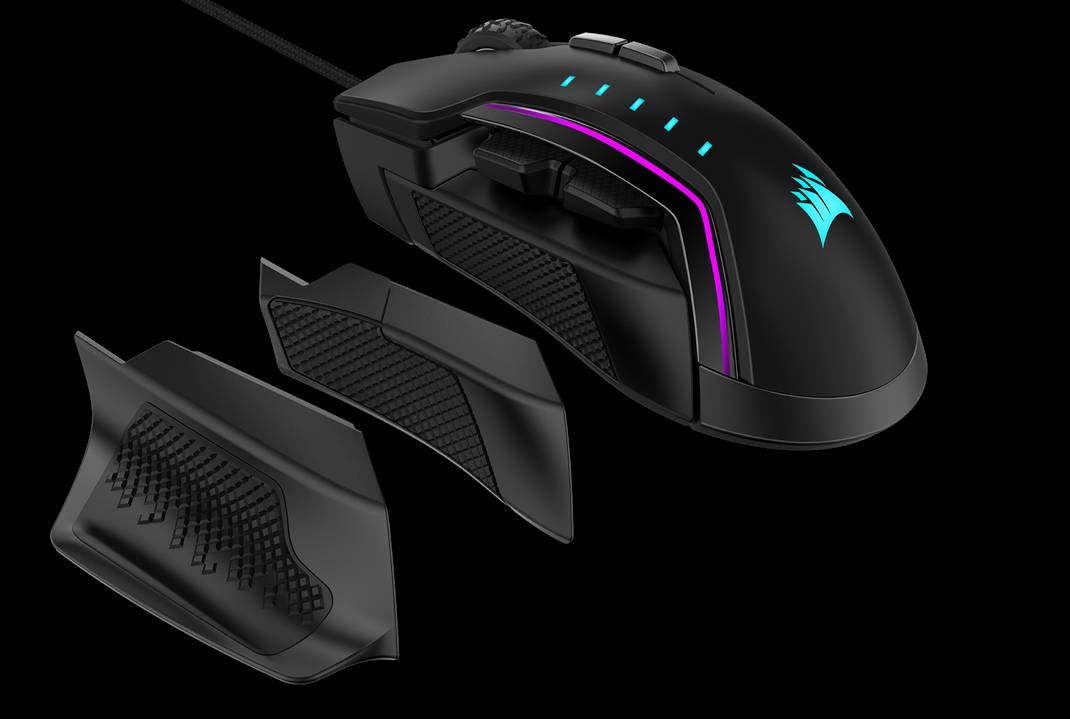 Corsair Glaive RGB Pro & Ironclaw RGB Wireless