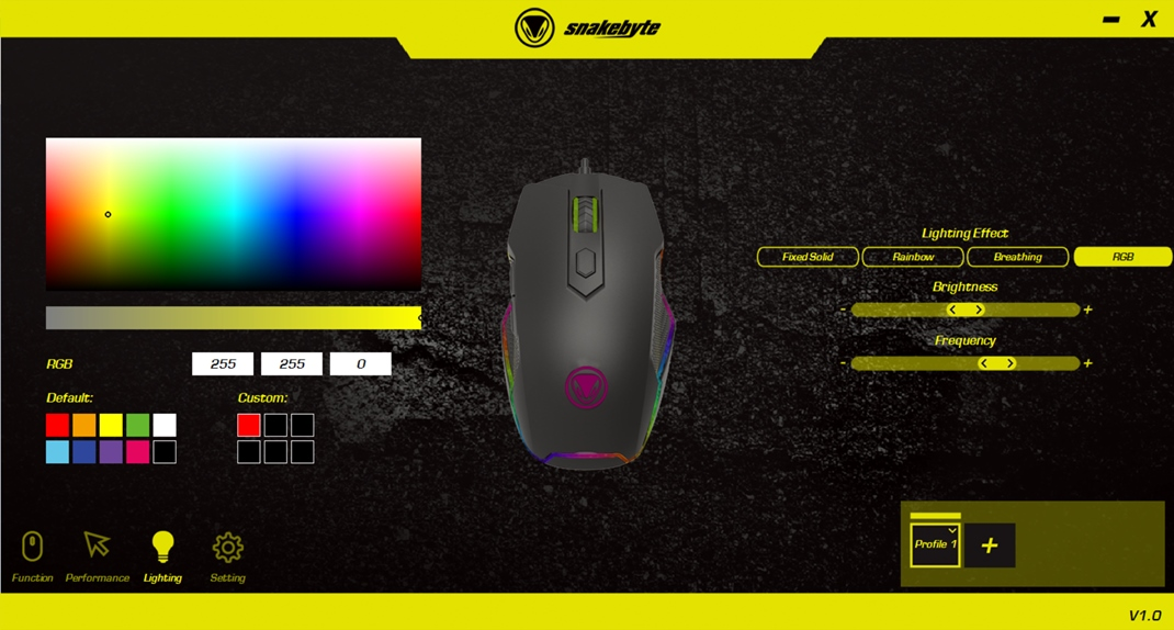 Snakebyte Game: Mouse Ultra