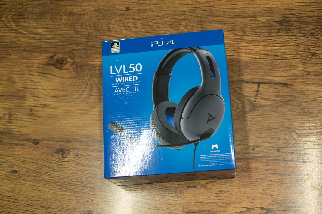 PDP Gaming LVL50 Wired Stereo Headset