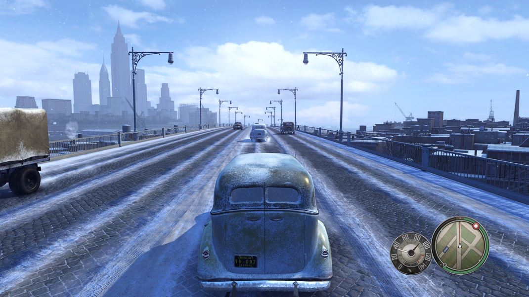 Mafia II: Definitive Edition Návrat do Empire Bay.