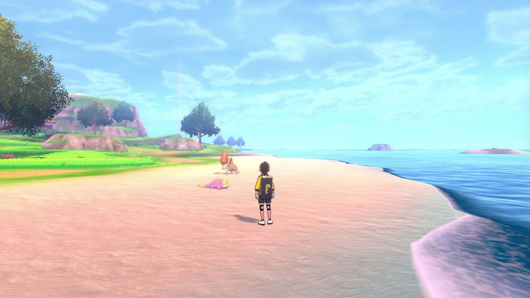 Pokémon Sword: The Isle of Armor